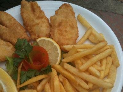 Fischchips