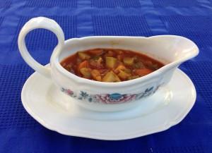 salsa ortolana