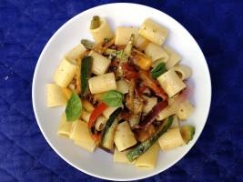 pasta verdure grigliate