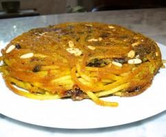 pasta con  le sarde timballo (1)
