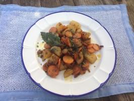 patate carote