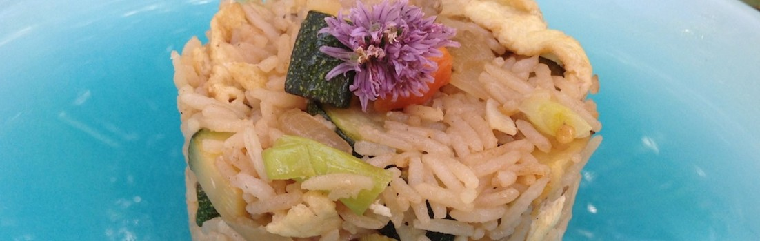 riso alla tailandese