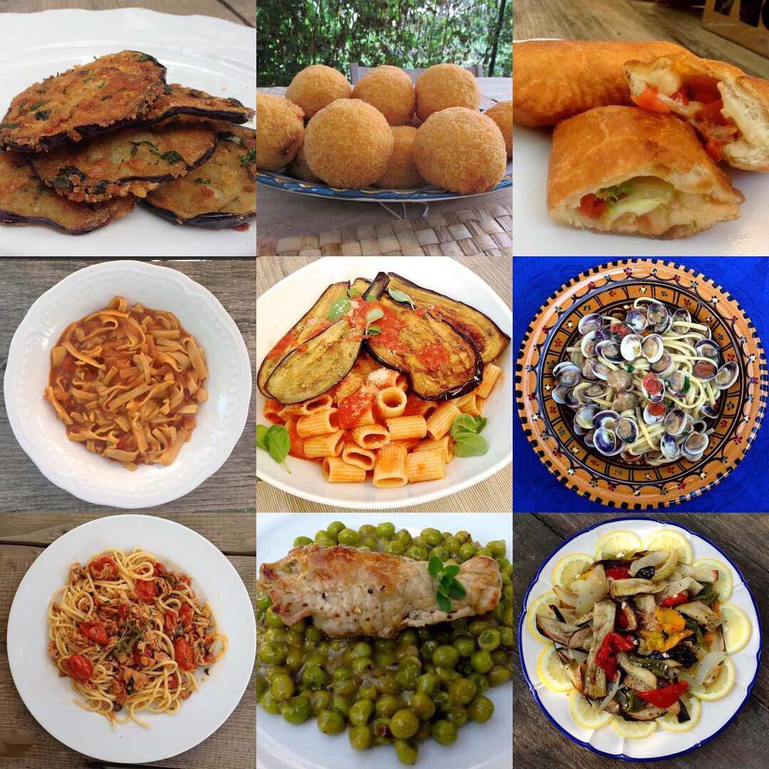 Introduzione a cucina siciliana di popolo e signori for Cucina siciliana