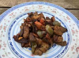 manzo e verdure