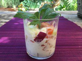 insalata yogurt