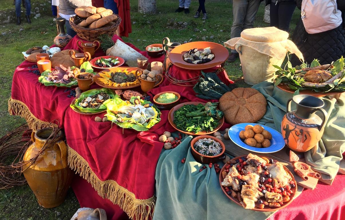 La cucina romana tra repubblica e impero martino ragusa for Cucina romana antica