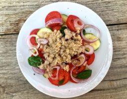 insalata i granchi