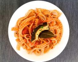 pasta anguilla